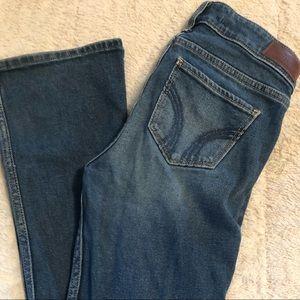 Hollister Bootcut Jeans size 0 Long 24W/34L